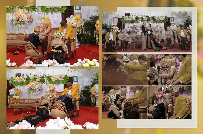 Foto Pernikahan Adat Jawa Modern Galih & Dian by Creative Fotografi - 024