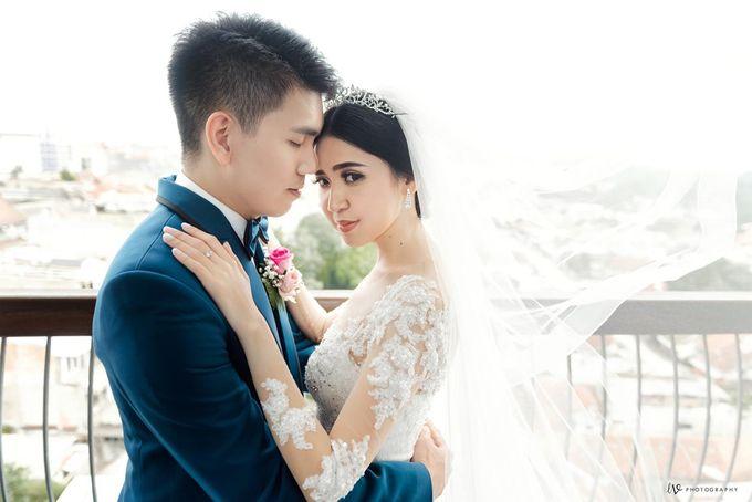 The Wedding of Johan & Lia by PlanMyDay Wedding Organizer - 001