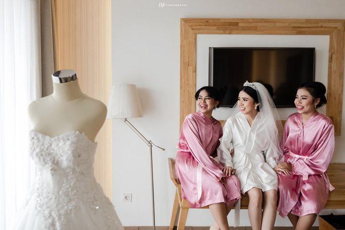 The Wedding of Johan & Lia by PlanMyDay Wedding Organizer - 010