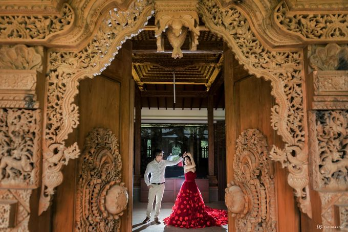 The Wedding of Johan & Lia by PlanMyDay Wedding Organizer - 003