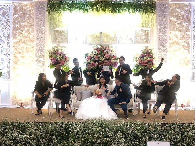 The Wedding of Johan & Lia by PlanMyDay Wedding Organizer - 011