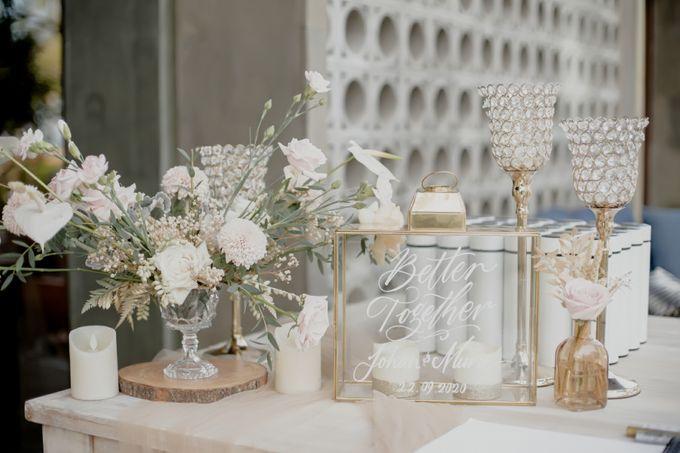 The Wedding of Johan & Murie by Bali Wedding Entertainment - 005