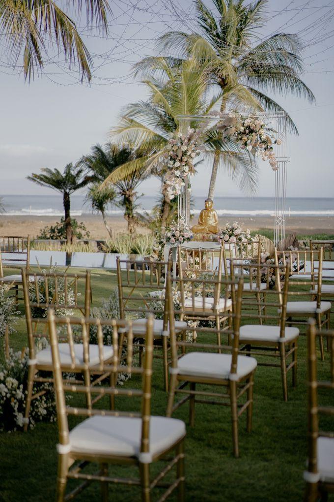 The Wedding of Johan & Murie by Bali Wedding Entertainment - 014