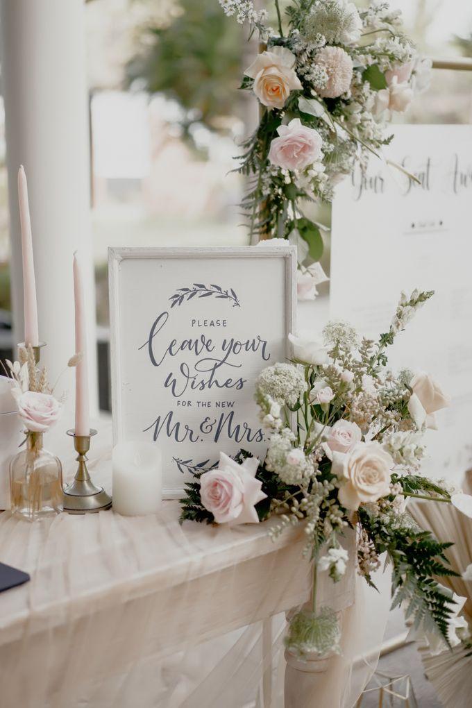 The Wedding of Johan & Murie by Bali Wedding Entertainment - 004