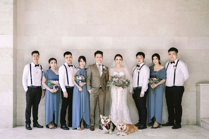 In this journey together - The Wedding of Johannes and Marcy by Donny Wu by Axioo - 027