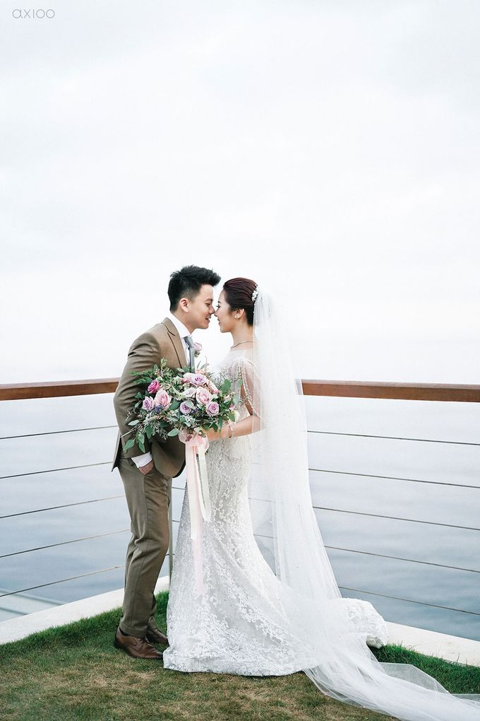 In this journey together - The Wedding of Johannes and Marcy by Donny Wu by Axioo - 037