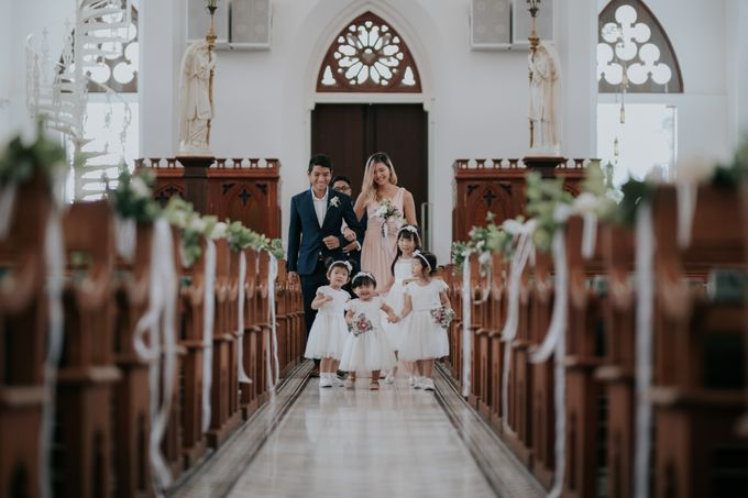 Johnathan & Patrina - Church of Saints Peter and Paul by Pixioo Photography - 015