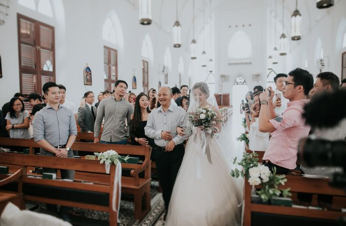 Johnathan & Patrina - Church of Saints Peter and Paul by Pixioo Photography - 017