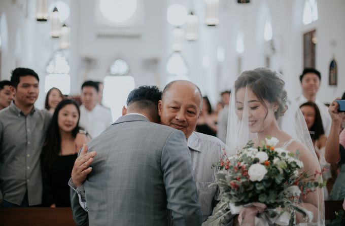 Johnathan & Patrina - Church of Saints Peter and Paul by Pixioo Photography - 018