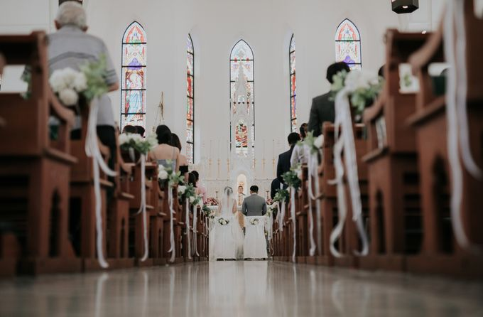 Johnathan & Patrina - Church of Saints Peter and Paul by Pixioo Photography - 019