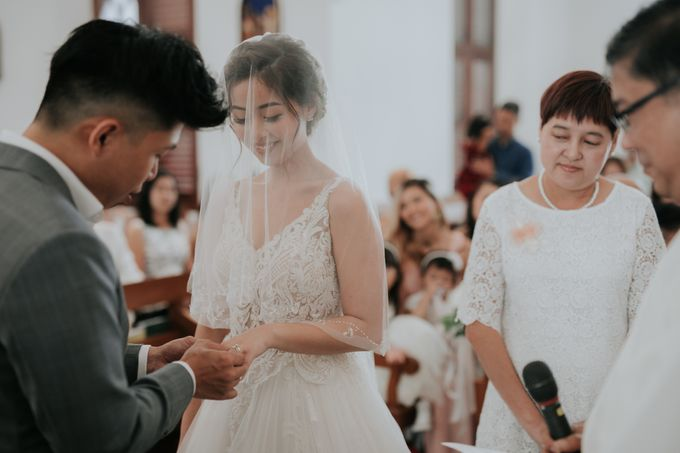 Johnathan & Patrina - Church of Saints Peter and Paul by Pixioo Photography - 021