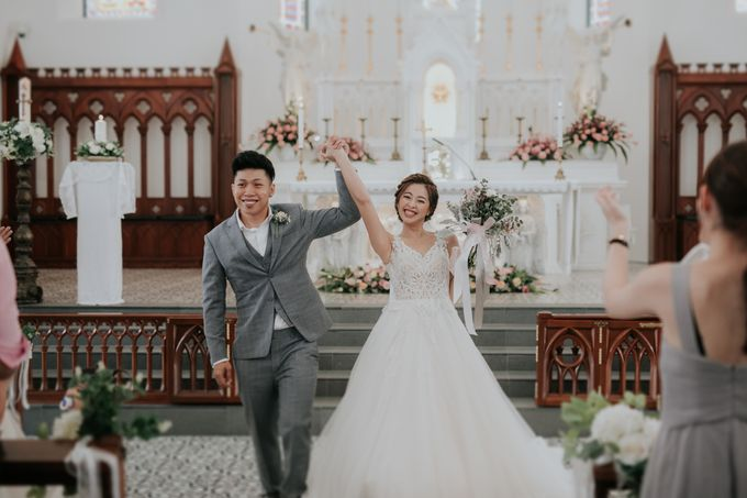 Johnathan & Patrina - Church of Saints Peter and Paul by Pixioo Photography - 026