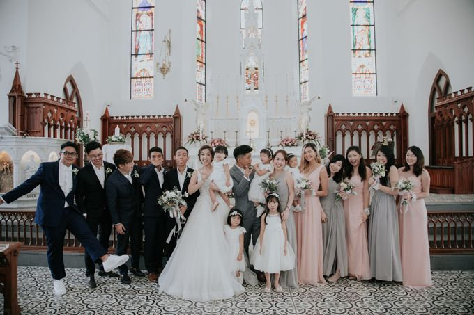 Johnathan & Patrina - Church of Saints Peter and Paul by Pixioo Photography - 028