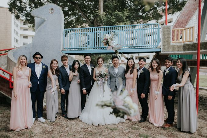 Johnathan & Patrina - Church of Saints Peter and Paul by Pixioo Photography - 045