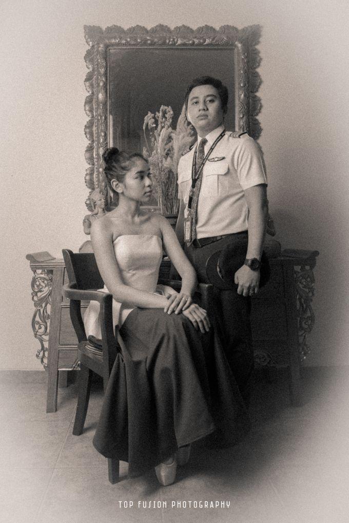 Pre-wedding Mew & Ubi by Top Fusion Wedding - 002