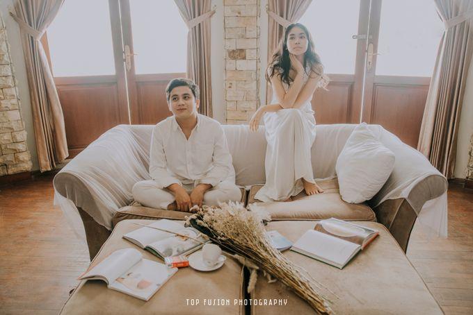 Pre-wedding Mew & Ubi by Top Fusion Wedding - 003