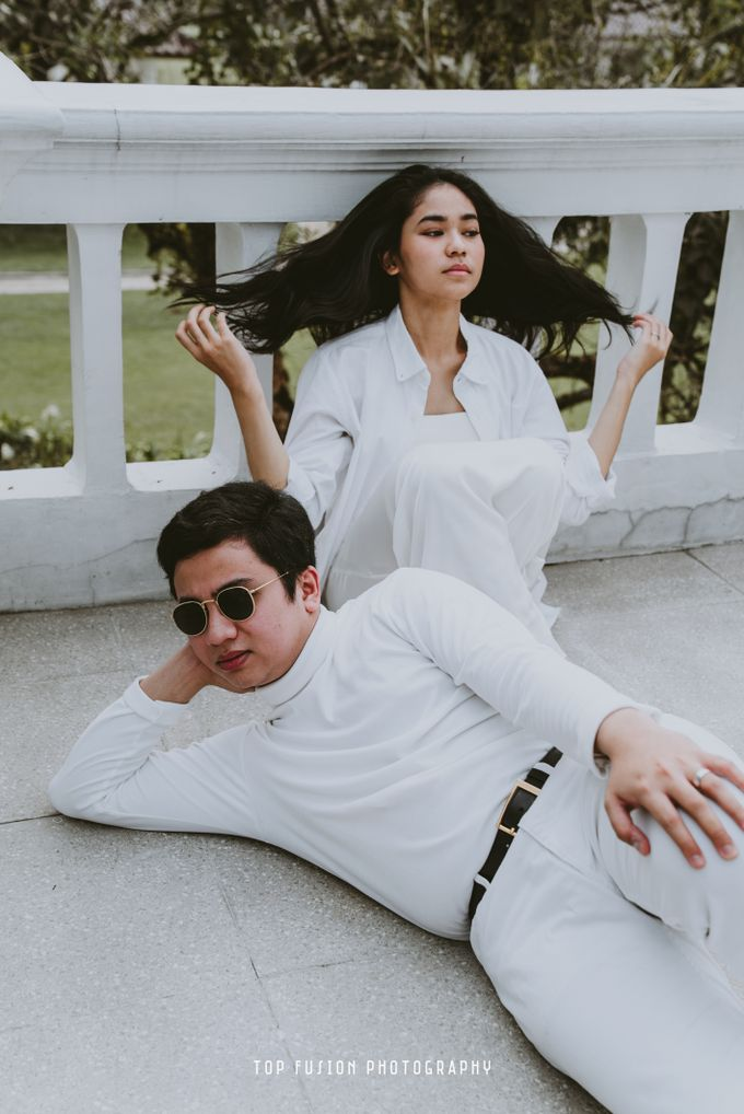 Pre-wedding Mew & Ubi by Top Fusion Wedding - 004