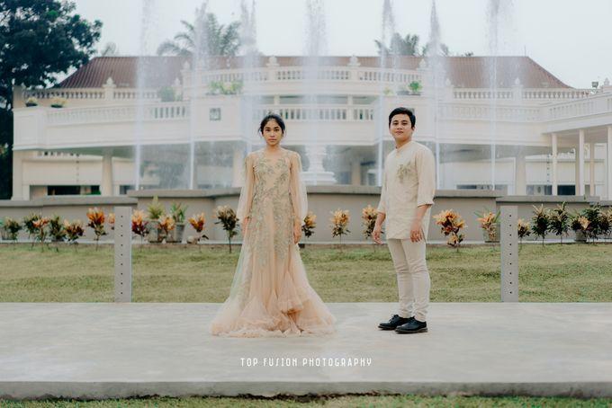 Pre-wedding Mew & Ubi by Top Fusion Wedding - 005