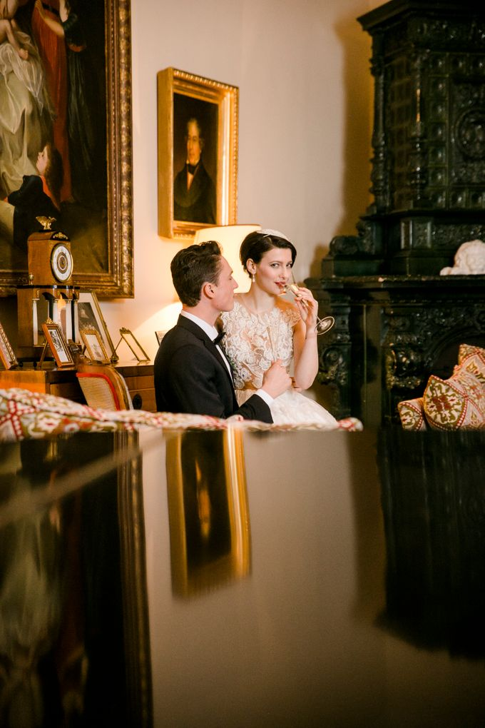 Fairytale wedding in a hunting castle by JOIN WEDDING CONSULTING & EVENT - 010