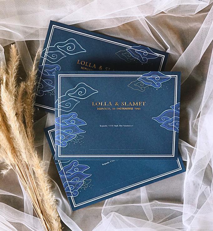 Javanese Heritage with Batik for Lolla & Slamet by Jolly's Little Dreams - 002