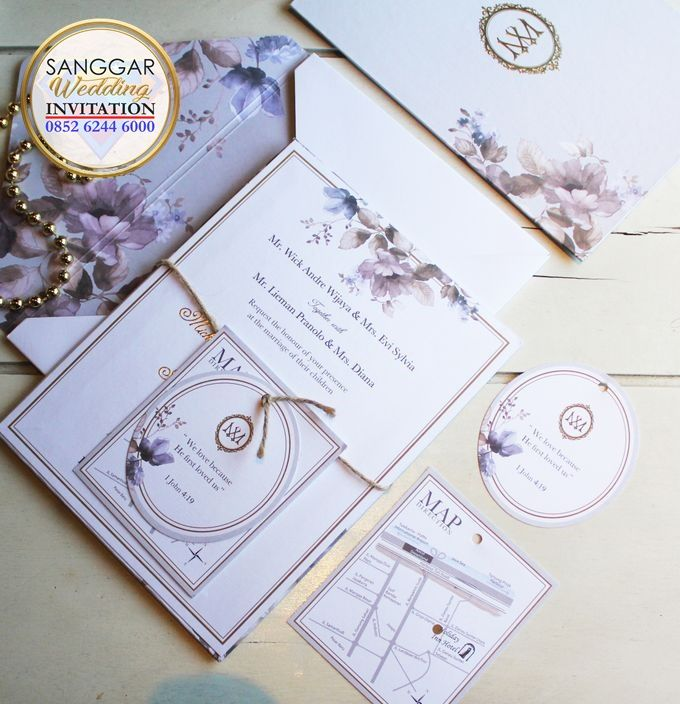 RICHARD & MERY (Neat Little Dream Set Luxury) by Sanggar Undangan - 004