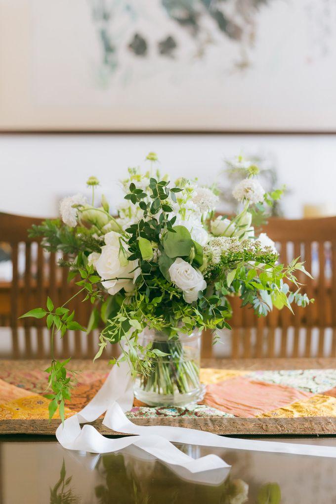 A Garden Wedding | Jonathan & Samantha  by dora prints and paper goods - 002