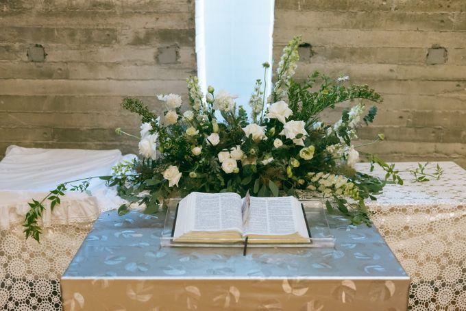 A Garden Wedding | Jonathan & Samantha  by dora prints and paper goods - 012