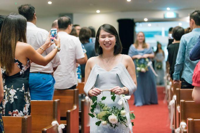 A Garden Wedding | Jonathan & Samantha  by dora prints and paper goods - 014