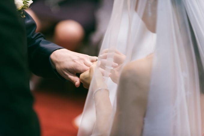 A Garden Wedding | Jonathan & Samantha  by dora prints and paper goods - 018