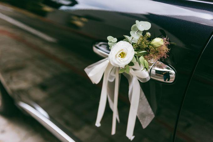 A Garden Wedding | Jonathan & Samantha  by dora prints and paper goods - 020