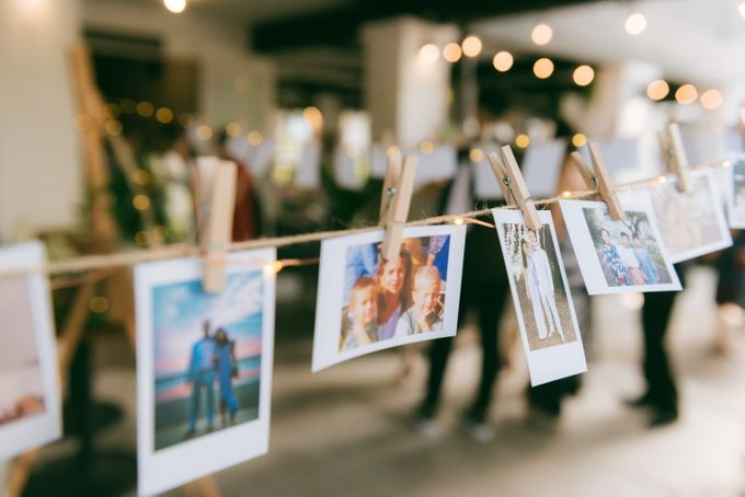 A Garden Wedding | Jonathan & Samantha  by dora prints and paper goods - 033