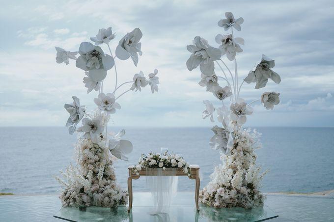 Sonny & Delicia Wedding Decoration by De Sketsa by De Sketsa decoration - 002