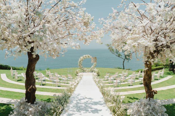 Andrew & Krystlelia by Cloris Decoration & Planner - 004