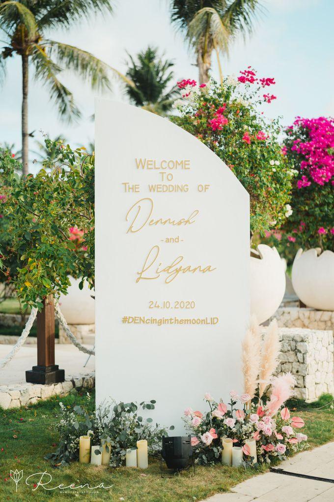 DENNISH & LIDYA by De Sketsa decoration - 001