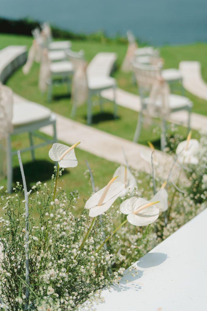 Andrew & Krystlelia by Cloris Decoration & Planner - 006