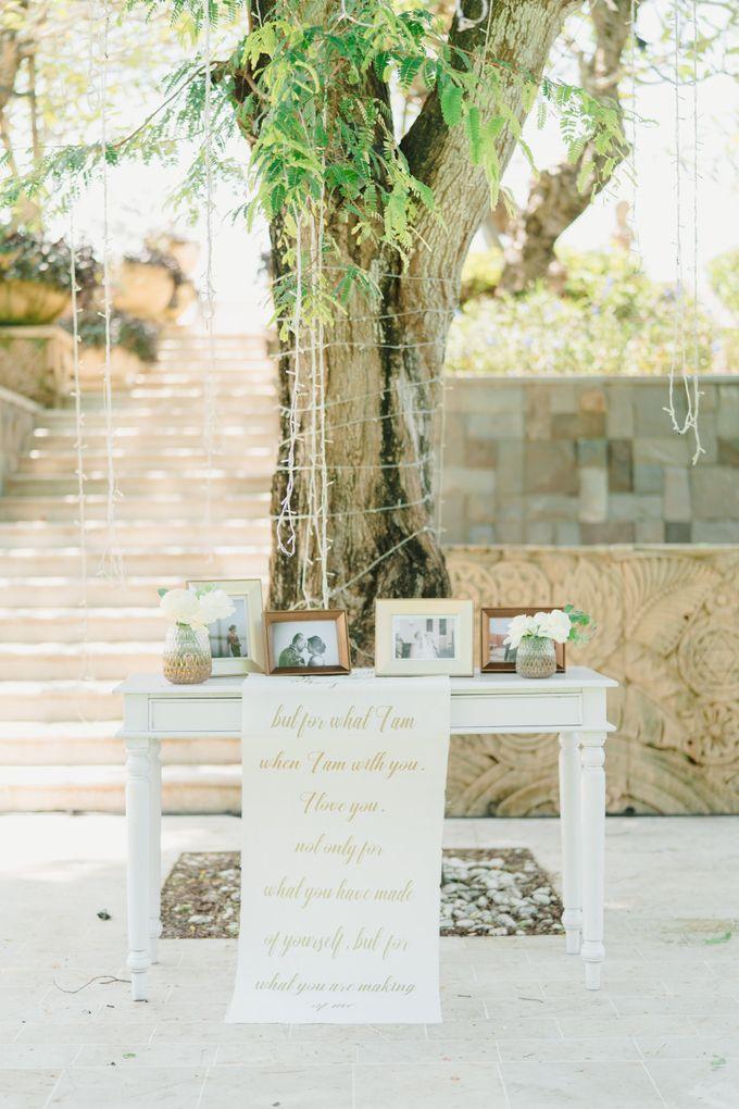 Andrew & Krystlelia by Cloris Decoration & Planner - 007