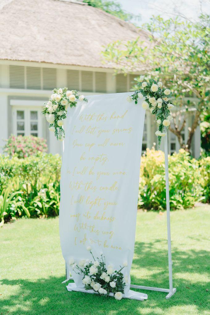 Andrew & Krystlelia by Cloris Decoration & Planner - 009