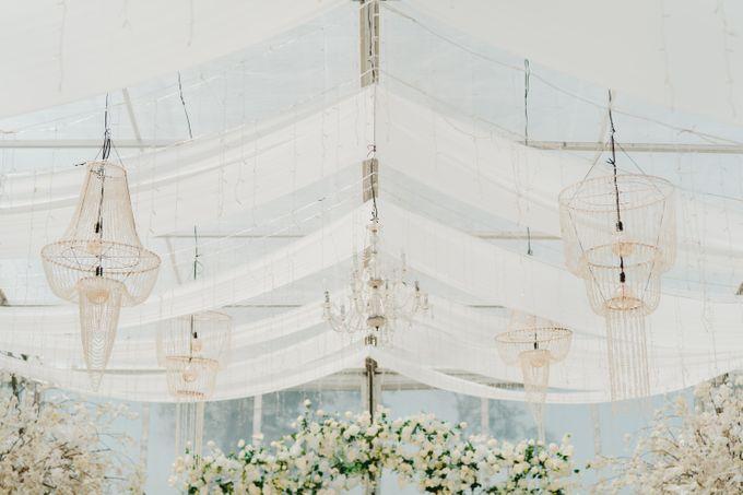 Andrew & Krystlelia by Cloris Decoration & Planner - 021