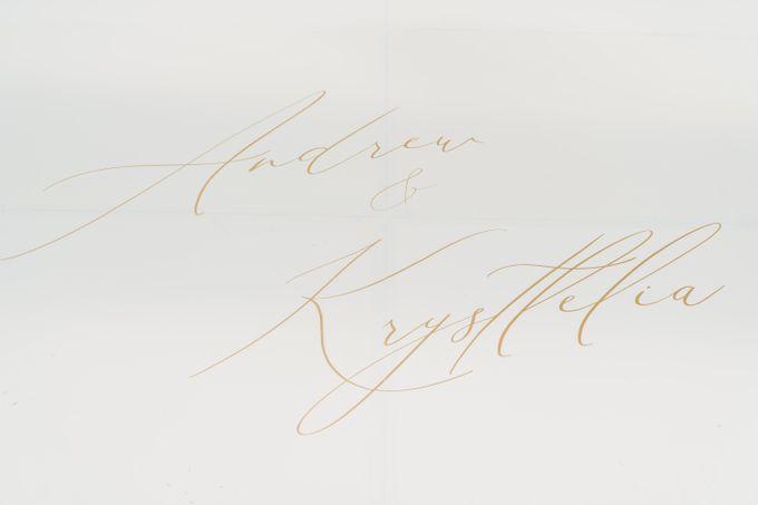 Andrew & Krystlelia by Cloris Decoration & Planner - 017