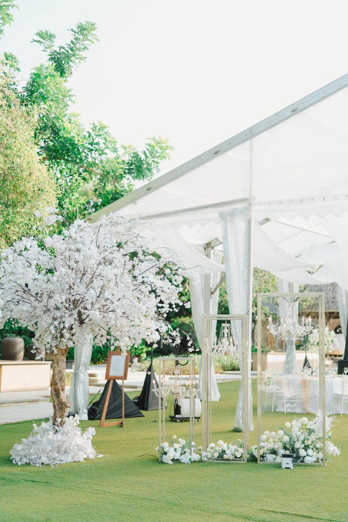 Andrew & Krystlelia by Cloris Decoration & Planner - 011
