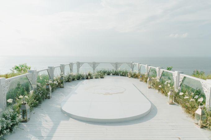 Andrew & Krystlelia by Cloris Decoration & Planner - 010