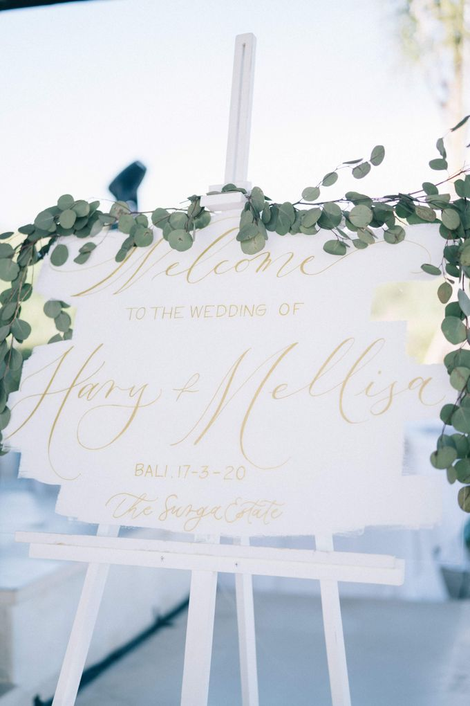 Hary & Mellisa wedding at The Surga Estate by Cloris Decoration & Planner - 013