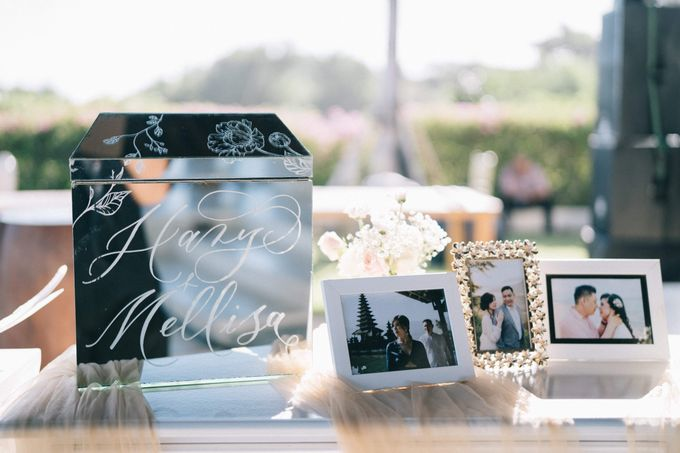 Hary & Mellisa wedding at The Surga Estate by Cloris Decoration & Planner - 021
