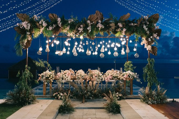 Hary & Mellisa wedding at The Surga Estate by Cloris Decoration & Planner - 031