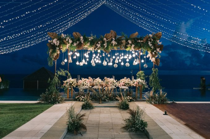 Hary & Mellisa wedding at The Surga Estate by Cloris Decoration & Planner - 032