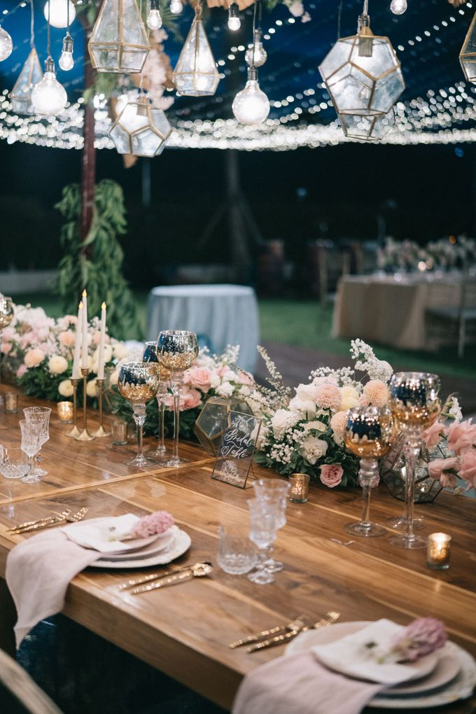 Hary & Mellisa wedding at The Surga Estate by Cloris Decoration & Planner - 038