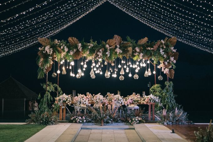 Hary & Mellisa wedding at The Surga Estate by Cloris Decoration & Planner - 002