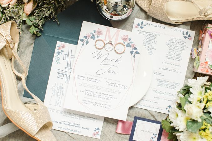 A Sunny Blush Wedding by Love And Other Theories - 001