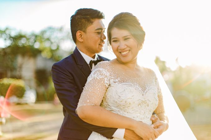 A Sunny Blush Wedding by Love And Other Theories - 041