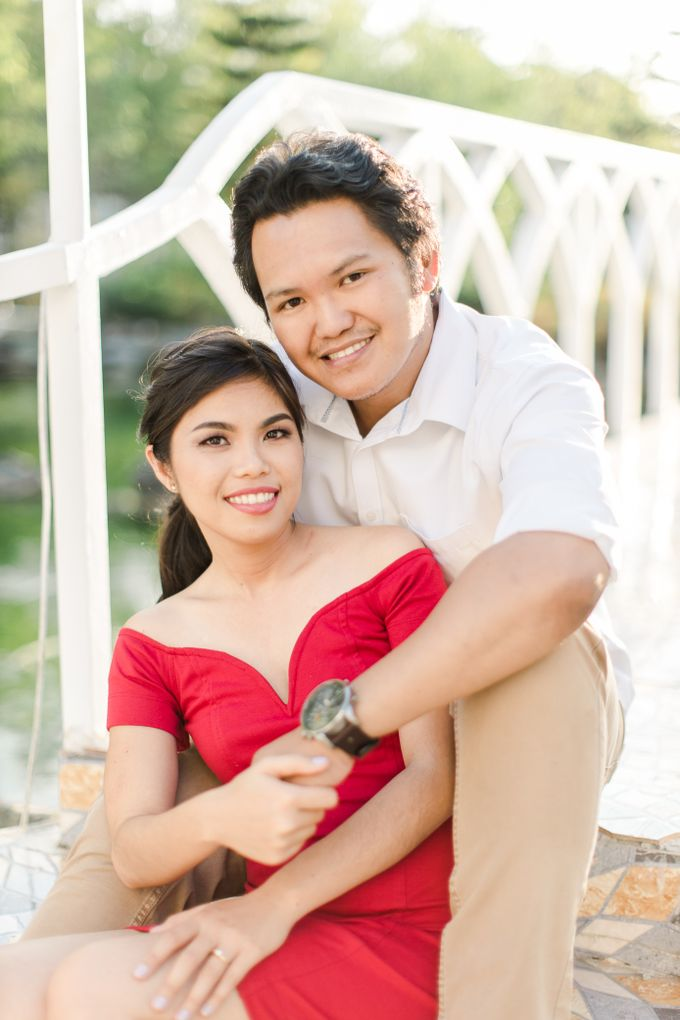 Prenup of Billy and Eunice by Love And Other Theories - 015